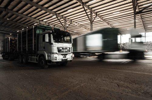 La Forestière – Camions