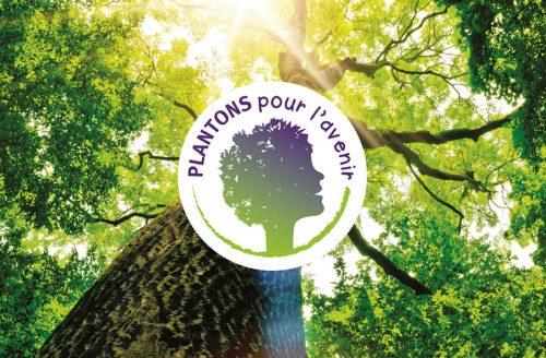 """La Forestière soutient """"Plantons pour l'avenir"""""""